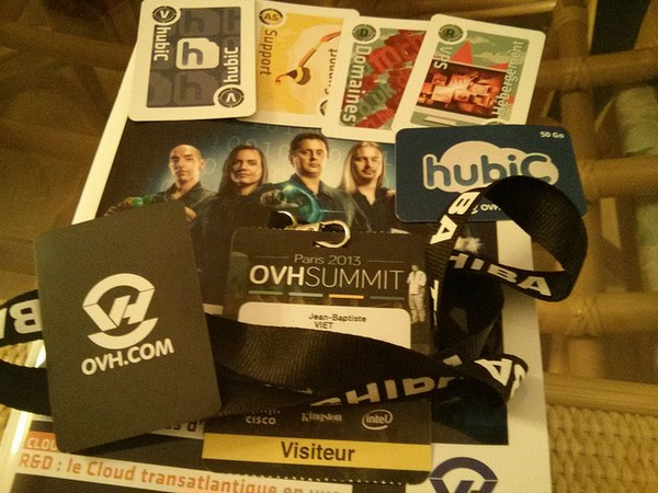 OVH Summit 2013