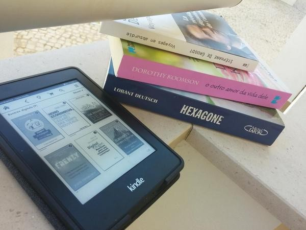 ebook vs livre papier