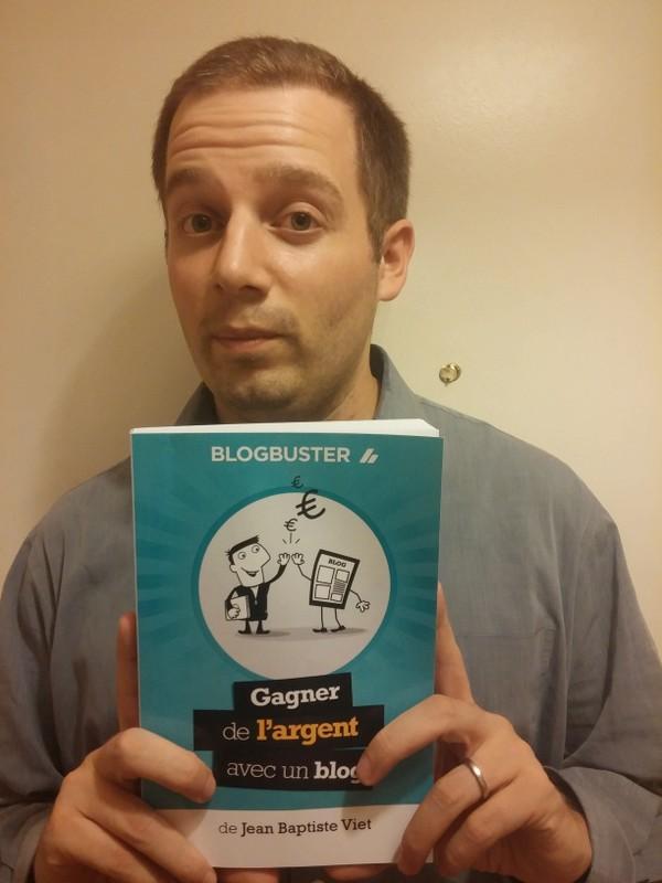 blogbuster livre papier