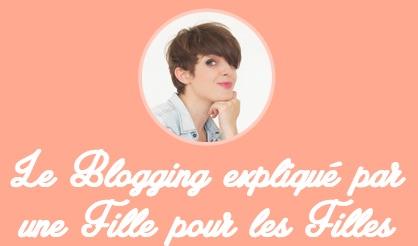 un blog une fille