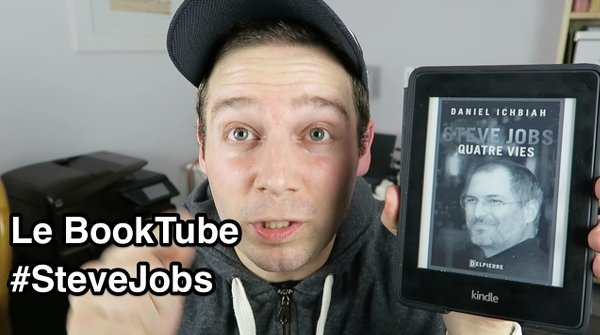 Steve Jobs Booktube