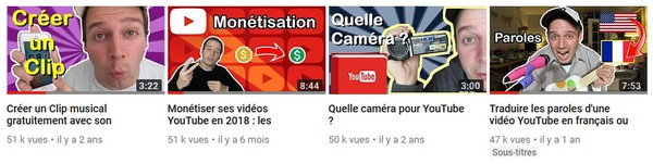 youtube-populaire