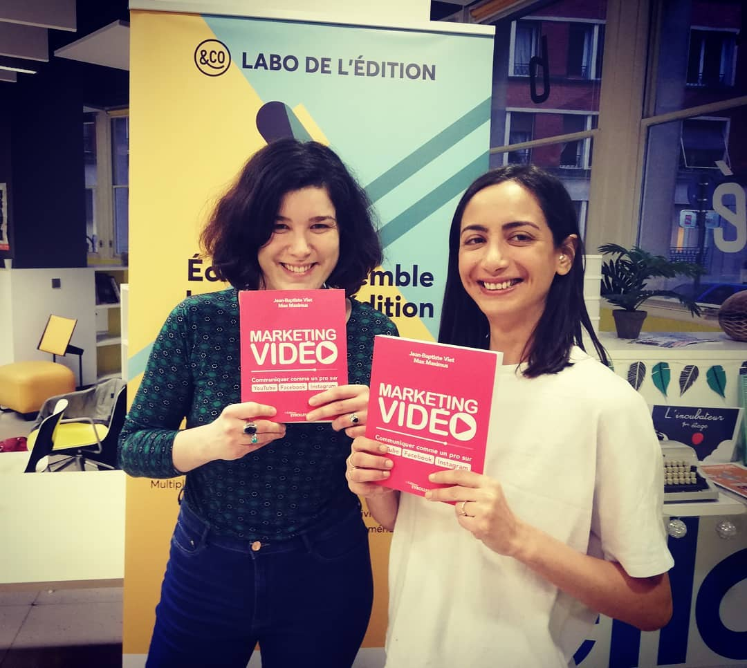 Labo de l'édition marketing video